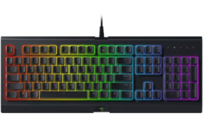 How does a gaming keyboard in review and in comparison work?