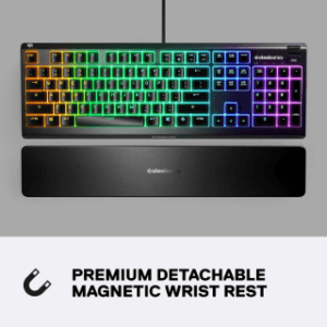 Types of gaming keyboards in review and in comparison