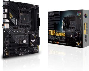 What types of motherboard for gaming are there in a comparison review?