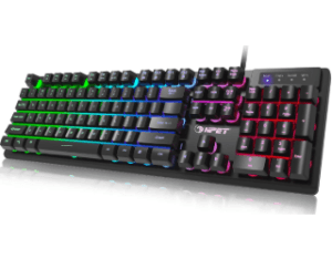 What is a gaming keyboard in review and in comparison