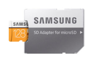 The microSD is a very compact flash memory card format that is electrically compatible with SD Memory Cards.