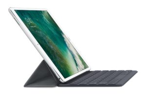 iPad keyboards are small, lightweight and easy to carry.
