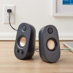 When buying computer speakers, it is important that you check their compatibility with your devices.