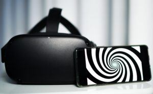 Certain virtual reality headsets are exclusively designed for smartphones.
