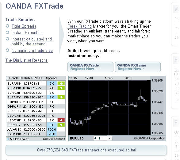 Oanda gets $100M for online currency trading for masses | VentureBeat