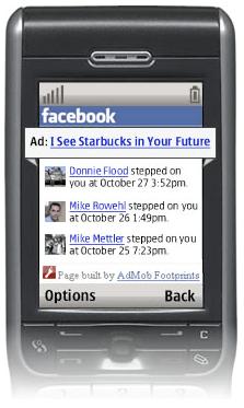 Facebook ads ... in 2007?