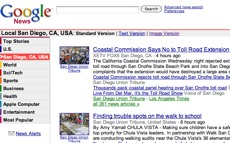 google local news