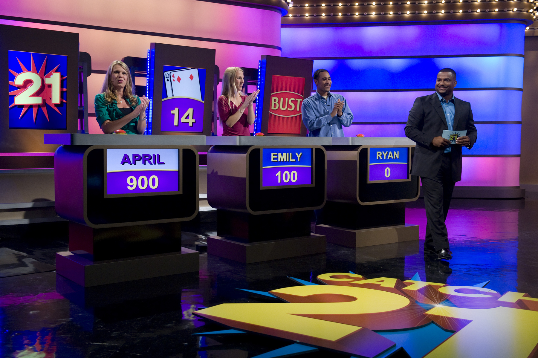 Worldwinner 39 S Catch 21 Online Game Becomes A Tv Show