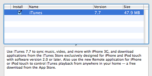iTunes 7 7 is now out in the wild   VentureBeat
