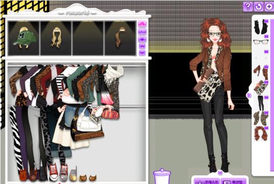 Free Online Fashion Games - Oyunlar 1 38