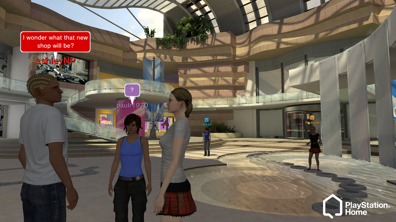 Home Virtual World For PlayStation 3 On Dec 11 GamesBeat Games