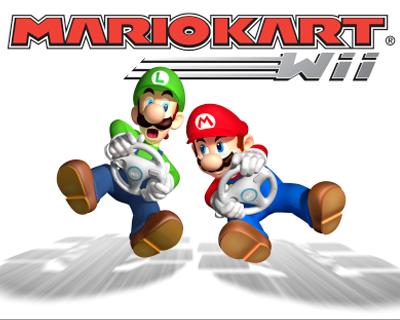 Online Tournament Mario Kart Wii by nintendo.gr Mario