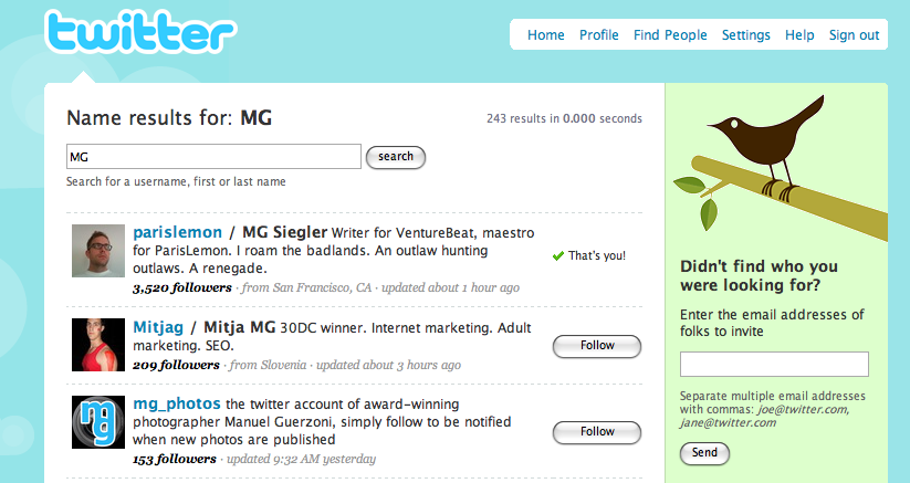 Twitter Relaunches Name Search, Still No Tweet Search On