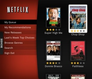 Boxee adds Netflix support, but not for the Apple TV   yet | VentureBeat