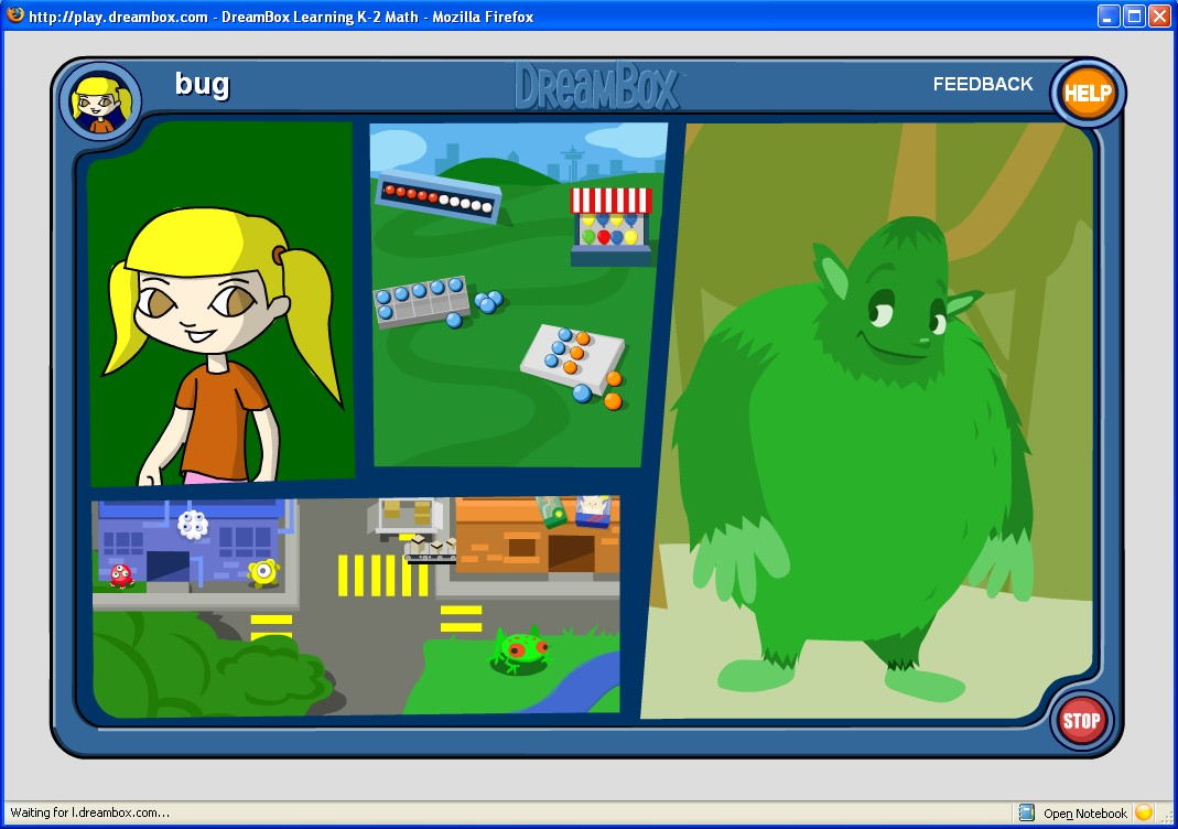 dreambox learning releases first k2 math for children