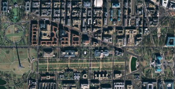 GeoEye The Google Satellite Will Capture The Obama - Google maps earth satellite