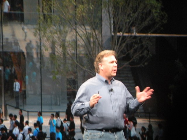 photo image Apple's future shouldn't be at CES, but at global in-store events