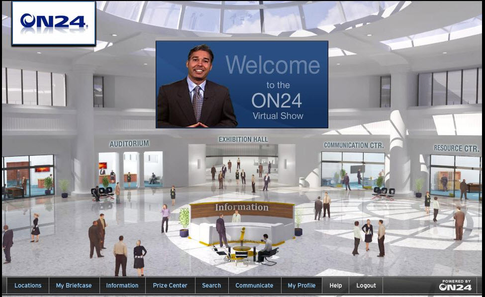 ON24 raises the profile for virtual trade shows   VentureBeat ...