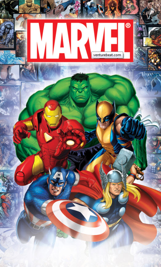 Marvel Comic