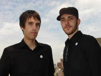 Peter Rojas and Ryan Block