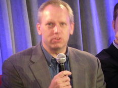 Sprint's vice president of strategy Russ McGuire