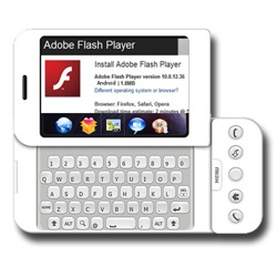 Adobe's Mobile Flash to get accelerometer, multi-touch