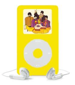 beatles-ipod