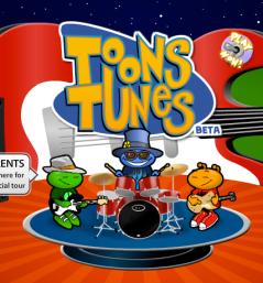 toons-tunes