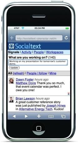 socialtext-on-iphone-signals