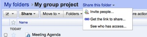 google-docs-group-projects