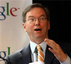 Eric Schmidt Google