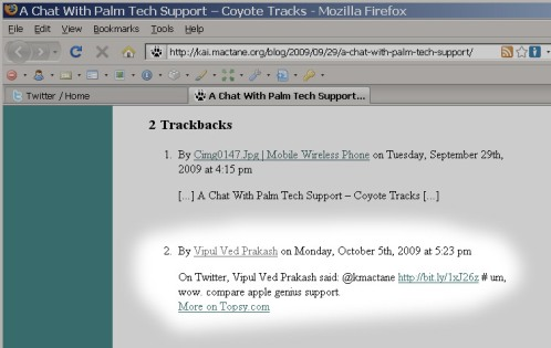 topsy-trackback