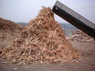 wood-waste