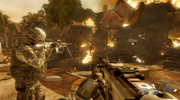 Review: Multiplayer gaming makes Modern Warfare 2 live up to