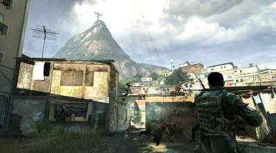 modern warfare 2 rio