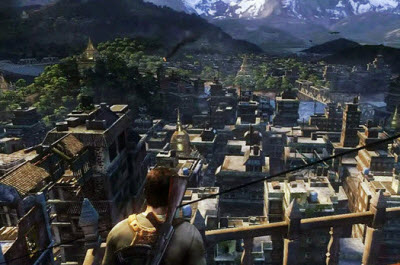 uncharted 6 view