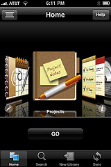 Bento for iPhone - manage your tasks