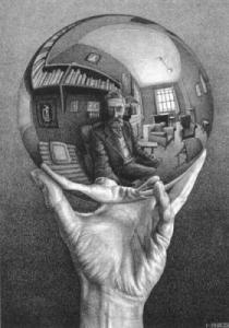 escher-reflecting