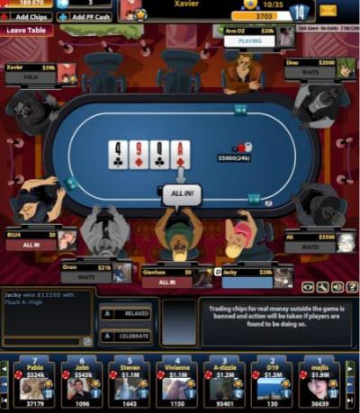 playfish poker