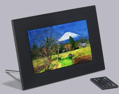 casio art frame