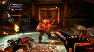 bioshock 2 great game hurt by a special trick that is too powerful