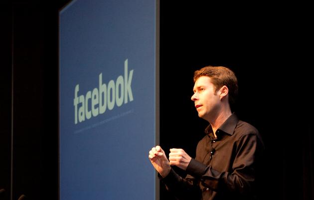 Gareth Davis of Facebook
