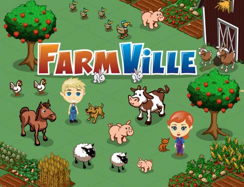 The original FarmVille.