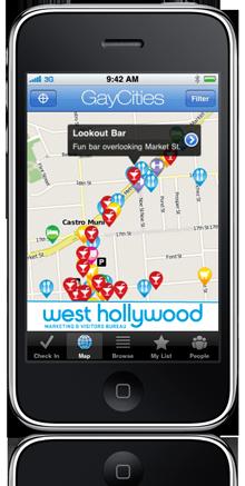 GayCities iPhone App