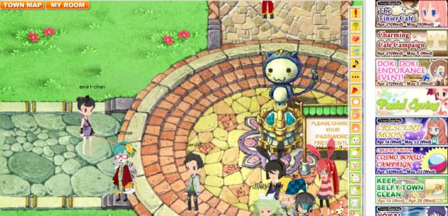 tinierme launches japanese style anime virtual world venturebeat