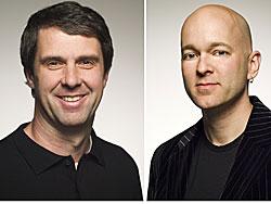 Robbie Bach and J Allard