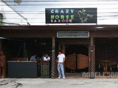 Crazy Horse Saloon