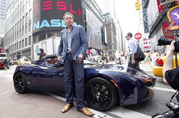 Tesla after hours