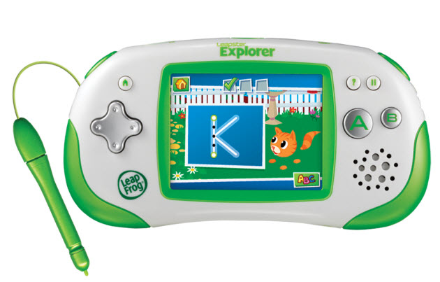 LeapFrog launches education handheld for new age of apps