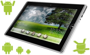 Asus Android Eee Pad tablet